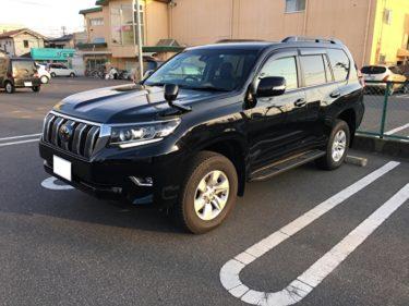 【新型プラドベストバイは?】トヨタ 新型プラドディーゼルTX-L 試乗しました!