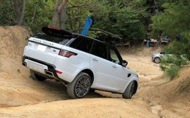【悪路・水路・サーキット?】本格SUVで体験 ランドローバー試乗体感イベント行ってきました!