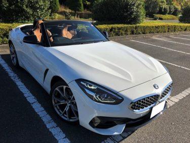 ラグジュアリーなピュアスポーツ【新型BMW Z4】エクステリアレビュー