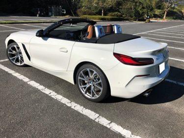 「オープンエアで感じるZ4の魅力!」BMW Z4 sDrive 20i sport 内装・試乗レビュー 後編