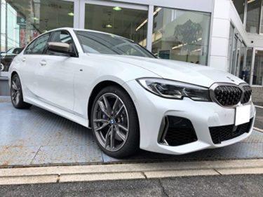 3シリーズ唯一の直6モデル【BMW M340i xDrive試乗】最高峰のスポーツセダン