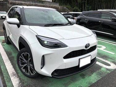 軽快感はあるけれど【トヨタ ヤリスクロスZ 試乗】トヨタ最小SUV走りの実力は?